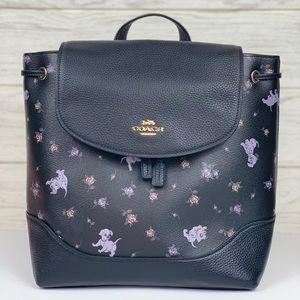 Coach X Disney Elle Backpack with Dalmatian